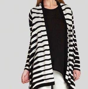 BCBGMaxazria Shrug wrap sweater XS